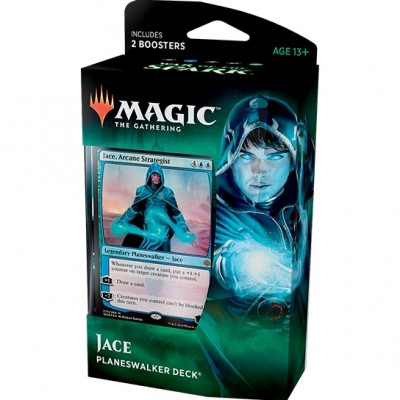Decks Magic the Gathering War of the Spark - Planeswalker - Jace