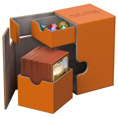 Boites de Rangements Flip'n'Tray 100+ - Xenoskin - Orange