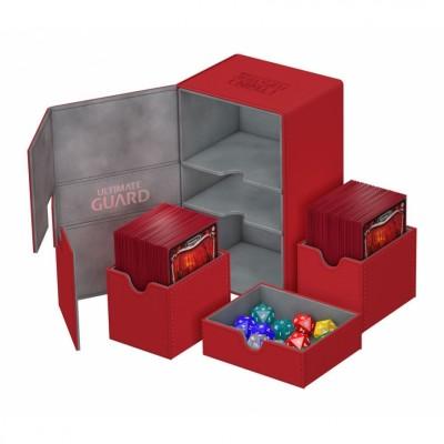 Boites de Rangements Twin Flip'n'Tray 160+ - XenoSkin - Rouge