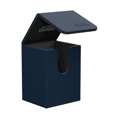 Boites de Rangements  Flip Deck Case 80+ - Bleu Marine