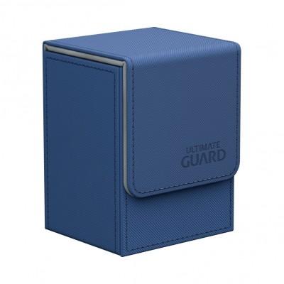 Boites de Rangements Flip Deck Case 80+ - XenoSkin - Bleu