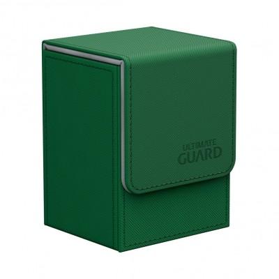 Boites de Rangements Flip Deck Case 80+ - XenoSkin - Vert