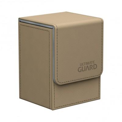 Boites de Rangements Flip Deck Case 80+ - XenoSkin - Sable