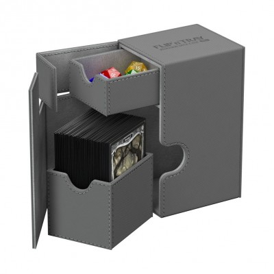 Boites de Rangements Flip'n'tray 80+ - Xenoskin - Gris