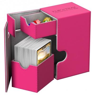 Boites de Rangements  Flip'n'tray 80+ - Xenoskin - Rose