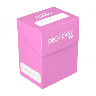 Boites de Rangements  Deck Case 80+ - Rose