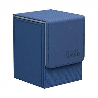 Boites de Rangements Flip Deck Case 100+ XenoSkin - Bleu
