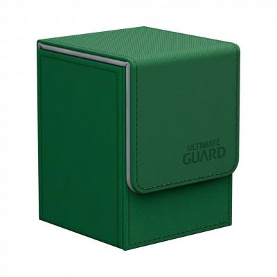 Boites de Rangements  Flip Deck Case 100+ XenoSkin - Vert