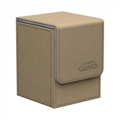 Boites de Rangements  Flip Deck Case 100+ XenoSkin - Sable