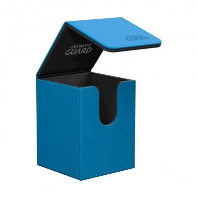 Boites de Rangements  Flip Deck Case 100+ - Bleu