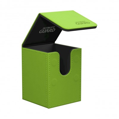 Boites de Rangements  Flip Deck Case 100+ - Vert