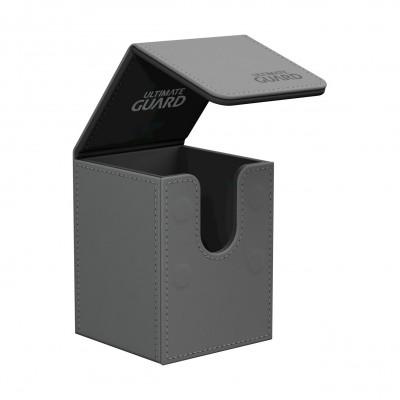 Boites de Rangements  Flip Deck Case 100+ - Gris