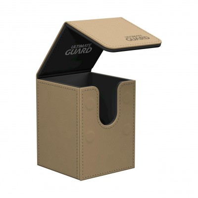 Boites de Rangements  Flip Deck Case 100+ - Sable