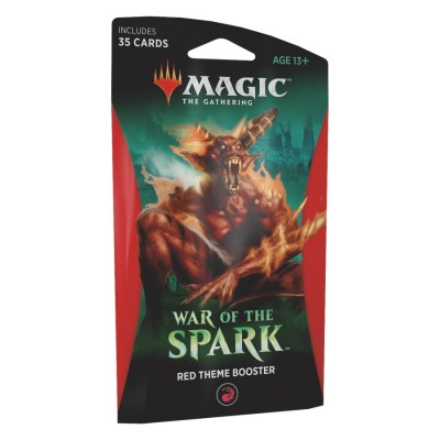 Booster War of the Spark - Theme Booster Red