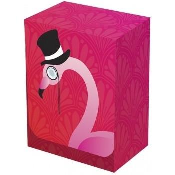 Boites de rangement illustrées Deck Box - Flamingo