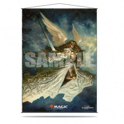 Décoration Magic the Gathering Wall Scroll - Baneslayer Angel