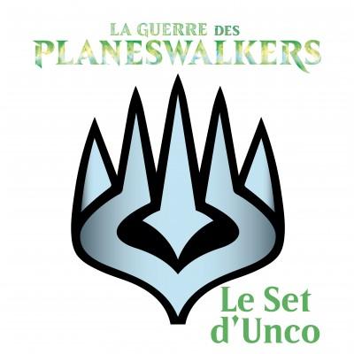 Lot de Cartes Magic the Gathering La Guerre des Planeswalkers - Set d'Unco