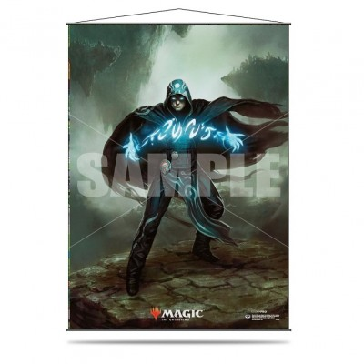 Décoration Magic the Gathering Wall Scroll - Jace the Mind Sculptor
