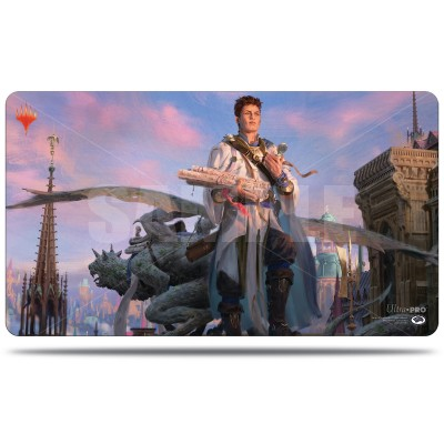 Tapis de Jeu Magic the Gathering La Guerre des Planeswalkers - Tomik, Distinguished Advokist