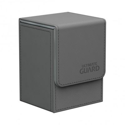 Boites de Rangements  Flip Deck Case 80+ - XenoSkin - Gris