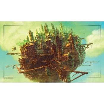 Tapis de Jeu Playmat -  John Avon Art - Trundle's Quest