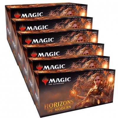 Boites de Boosters Magic the Gathering Horizons du Modern - Lot de 6