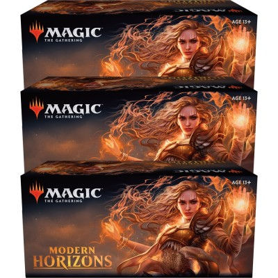 Boites de Boosters Magic the Gathering Modern Horizons - Lot de 3