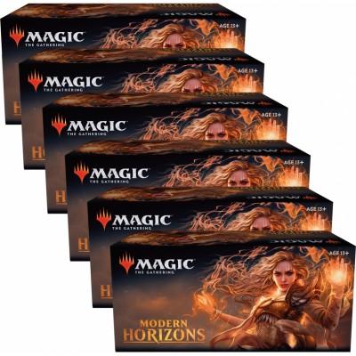 Boites de Boosters Magic the Gathering Modern Horizons - Lot de 6