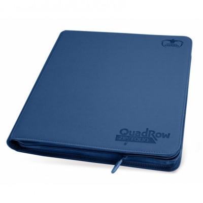 Classeurs et Portfolios  QuadRow Zipfolio - XenoSkin - Bleu Marine