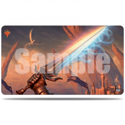 Tapis de Jeu Magic the Gathering Horizons du Modern - Playmat - Épée de Vérité et de Justice