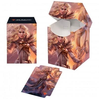 Boites de rangement illustrées  Horizons du Modern - Deck Box 100+ - Serra la bienveillante