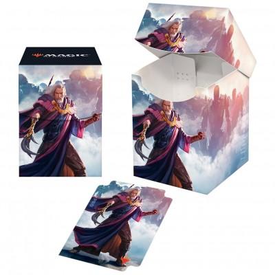 Boites de rangement illustrées  Horizons du Modern - Deck Box 100+ - Urza, seigneur grand-artificier