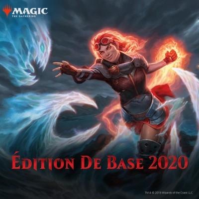 Collections Complètes Magic the Gathering Edition de base 2020 - Set Complet