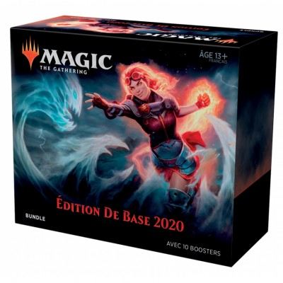 Coffrets Magic the Gathering Edition de base 2020 - Bundle