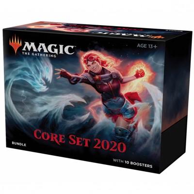 Coffrets Magic the Gathering Core set 2020 - Bundle