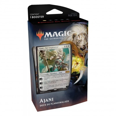 Decks Magic the Gathering Edition de base 2020 - Planeswalker - Ajani