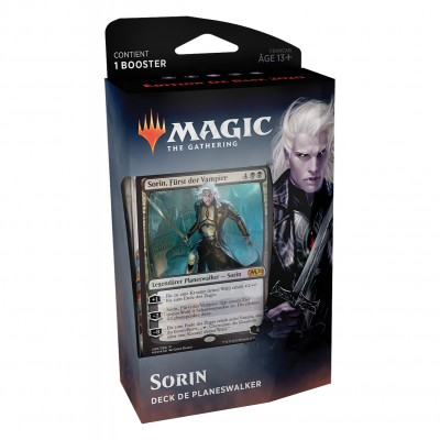 Decks Magic the Gathering Edition de base 2020 - Planeswalker - Sorin