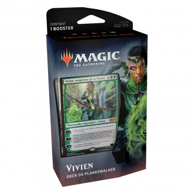 Decks Magic the Gathering Edition de base 2020 - Planeswalker - Vivien