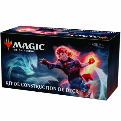 Coffrets Magic the Gathering Edition de base 2020 - Kit de Construction de Deck