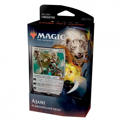 Decks Magic the Gathering Core set 2020 - Planeswalker - Ajani