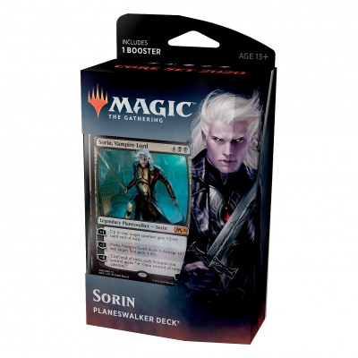 Decks Magic the Gathering Core set 2020 - Planeswalker - Sorin