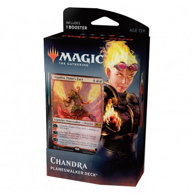 Decks Magic the Gathering Core set 2020 - Planeswalker - Chandra