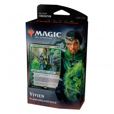 Decks Magic the Gathering Core set 2020 - Planeswalker - Vivien