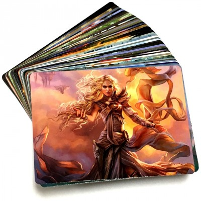 Collections Complètes Magic the Gathering Modern Horizons Art Series - Set Complet