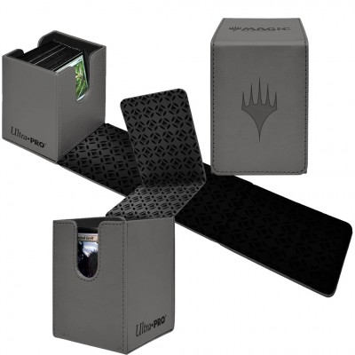 Boite de rangement illustrée Magic the Gathering Alcove Flip Box - Planeswalker