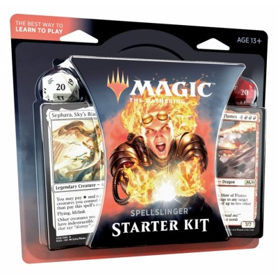 Decks Magic the Gathering Edition de Base 2020 - Spellslinger Starter Kit