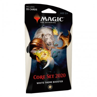 Boosters Core Set 2020 - Theme Booster White