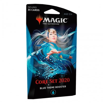 Boosters Core Set 2020 - Theme Booster Blue