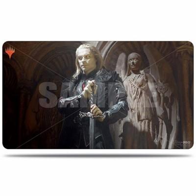 Tapis de Jeu Magic the Gathering Edition de Base 2020 - Playmat - Sorin, seigneur de sang impérieux