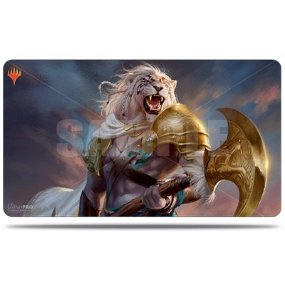 Tapis de Jeu  Edition de Base 2020 - Playmat - Ajani, force de la bande